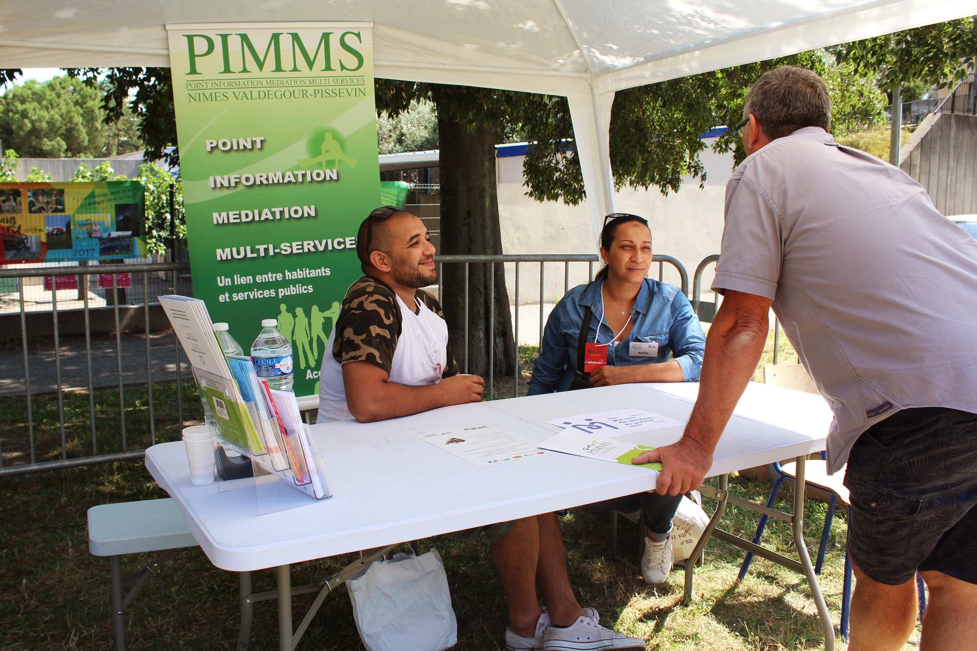 stand pimms 2018